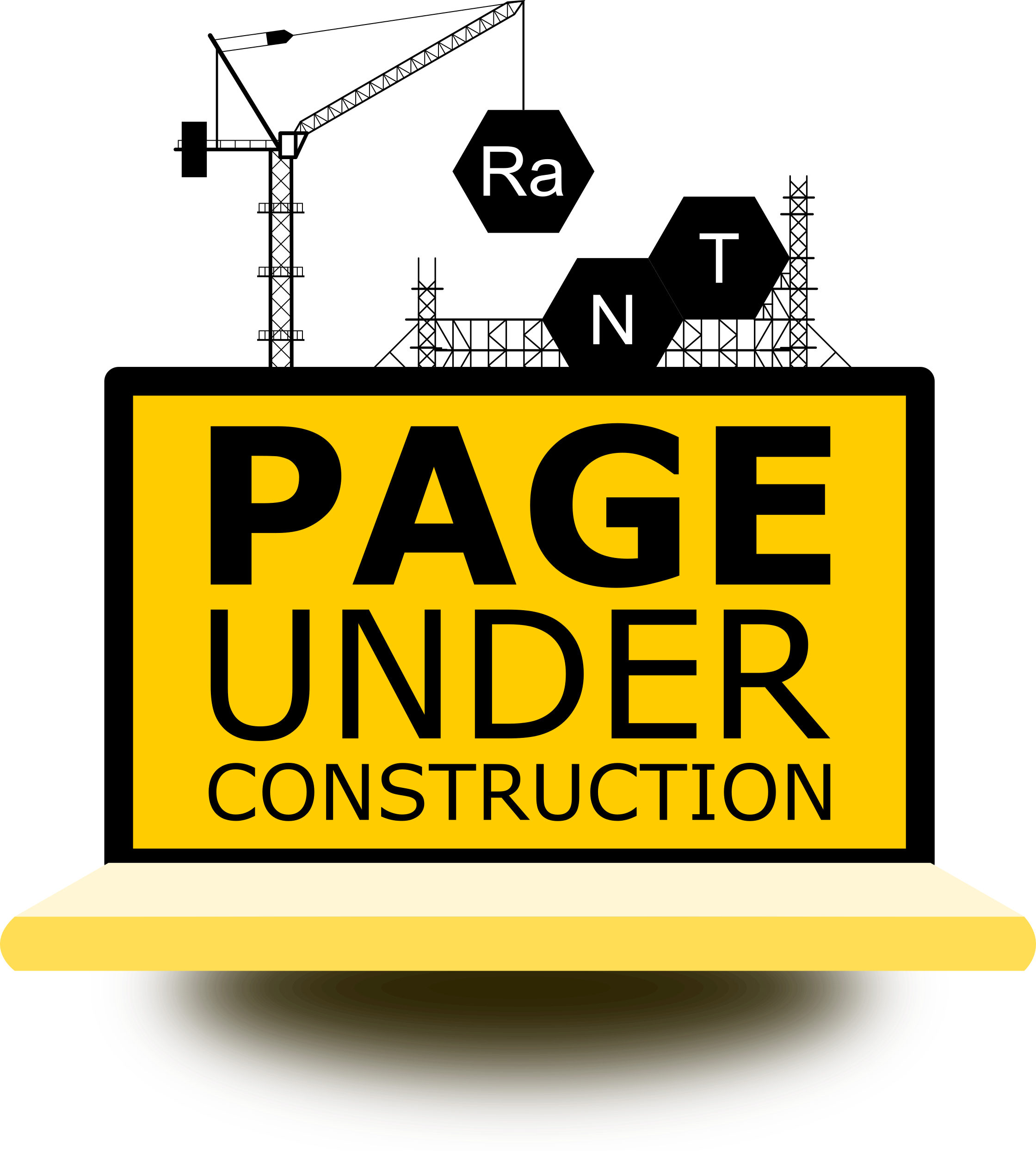Page Under Construction Graphic - This Raman Nanotheranostics (RaNT) webpage is undergoing maintenance.